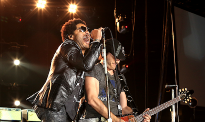 Rogers Centre, Toronto(with Lenny Kravitz)